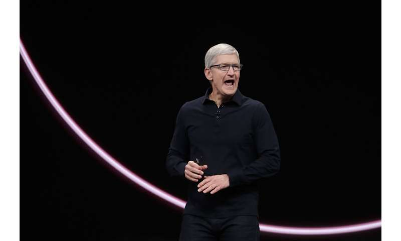 Apple previews new software as it diversifies beyond iPhones