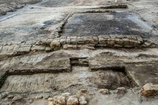 Archaeologists discover ancient workshop in Egypt's Sinai
