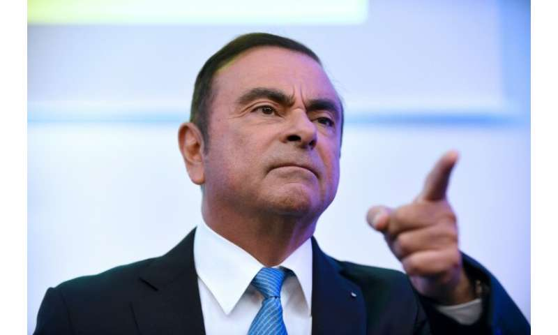 Carlos Ghosn invited several guests to a Carnaval party in Rio de Janeiro in 2018 that was paid for by the Renault-Nissan allian