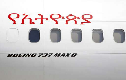 Ethiopian official says plane crash report due this week
