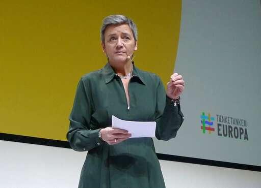 EU's antitrust cop lays groundwork for more tech scrutiny