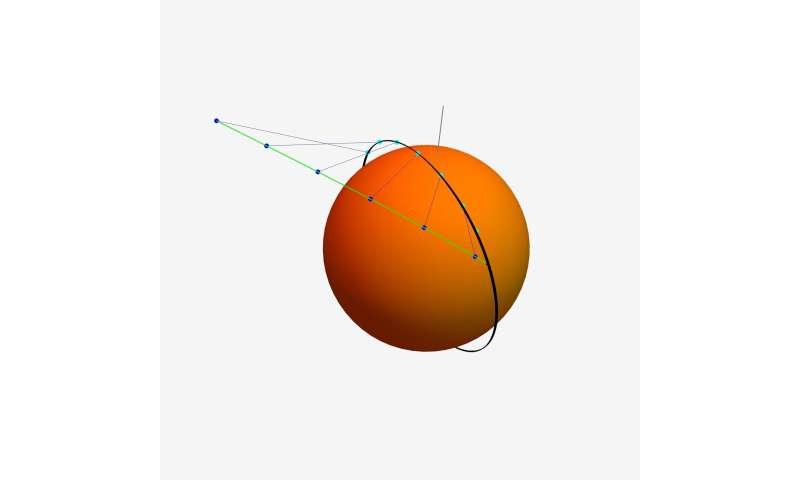 ExoMars orbiter prepares for Rosalind Franklin