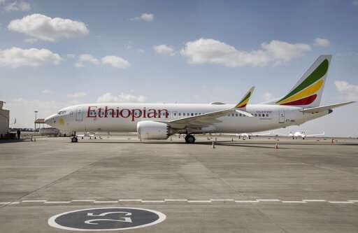 Gone in 6 minutes: an Ethiopian Airlines jet's final journey