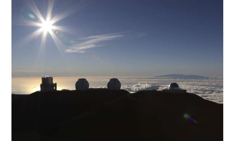 Hawaii telescope protesters don't back down after arrests