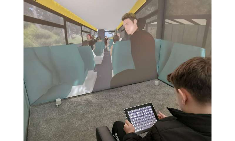 Immersive virtual reality therapy shows lasting effect of treatment for autism phobias