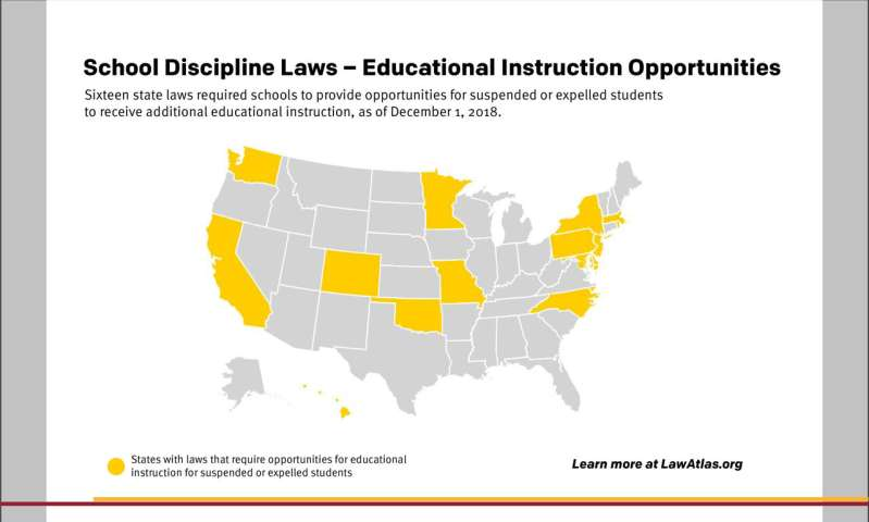 """New Legal Data Traces Almost 11 Years of State """"Zero Tolerance"""" School Discipline Policies"""
