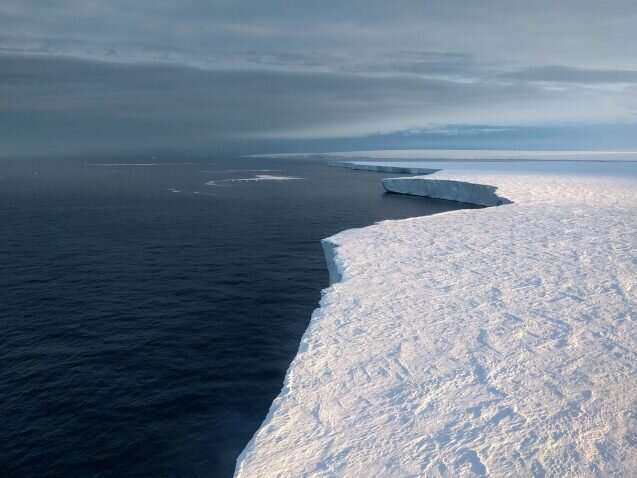 Scientists link climate change to melting in West Antarctica