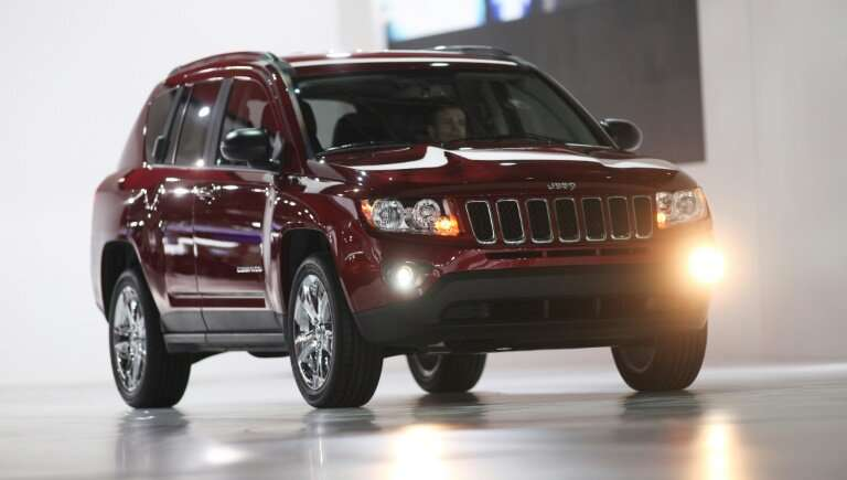 Waiting for the green light? Fiat Chrysler is considering potential offers from a number of suitors