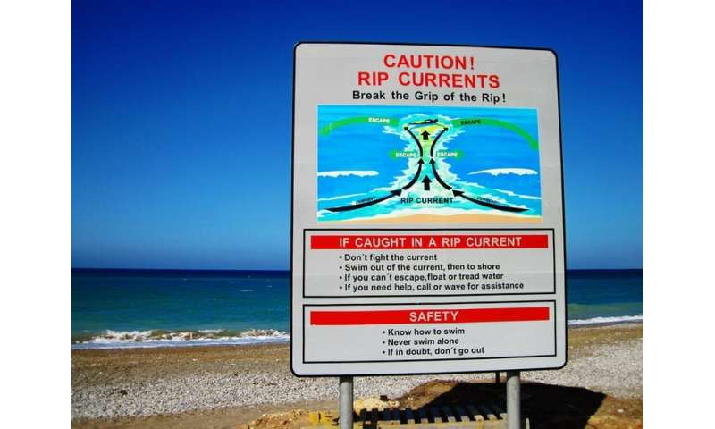 Why your tourist brain may try to drown you