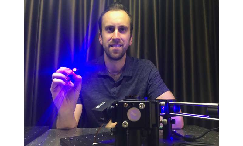 3D optical biopsies within reach thanks to advances in light field technology