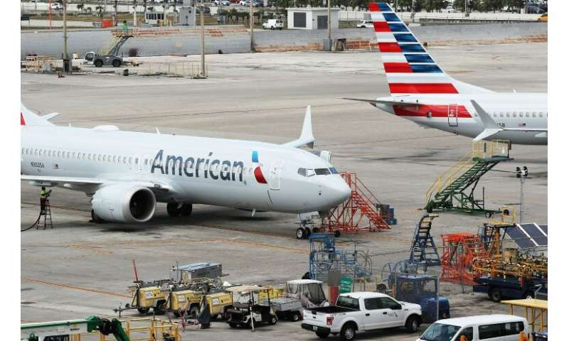 Boeing's 737 MAX planes, including those owned by American Airlines, have been grounded following recent accidents