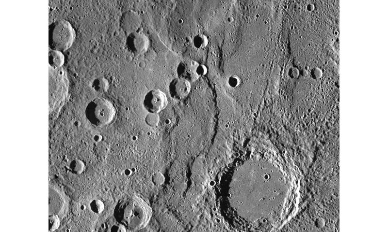 From volcanoes on Mars to scarps on Mercury – how places on other worlds get their names