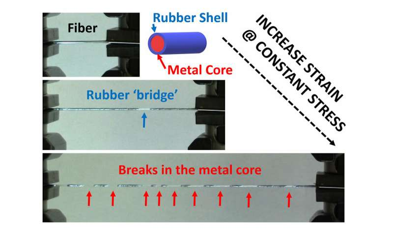 Researchers engineer a tougher fiber