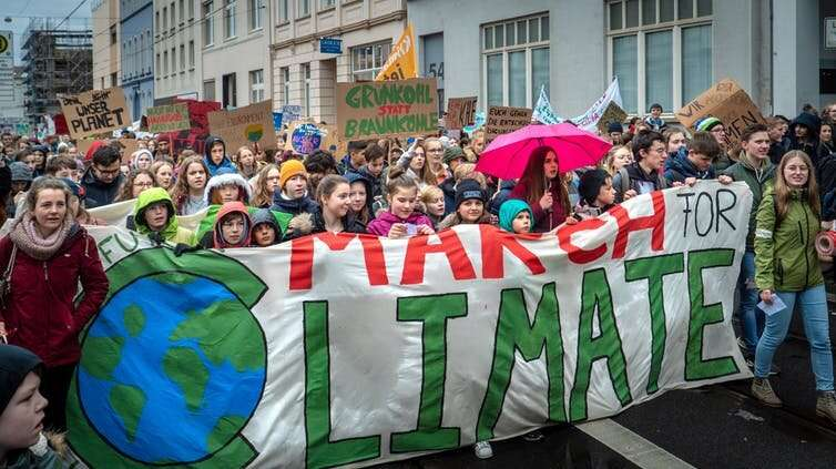 The Green New Deal is going global