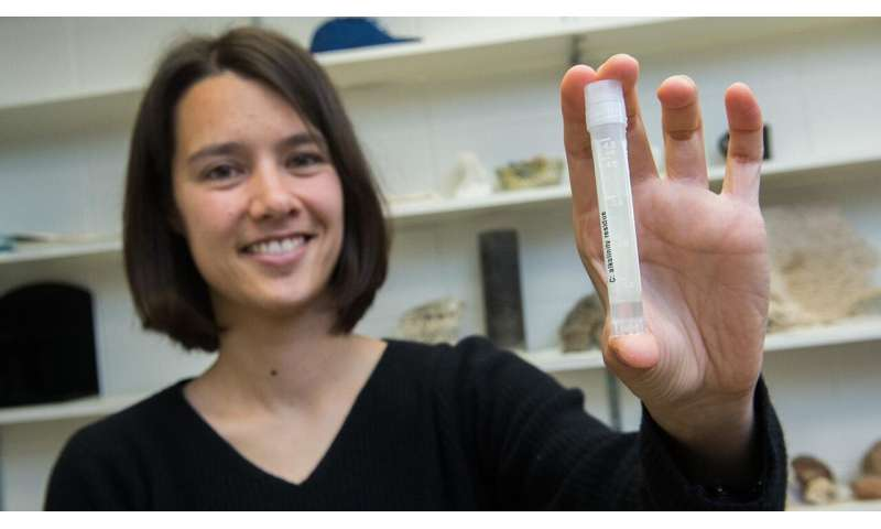 Scientists discover ancient seawater preserved from the last Ice Age