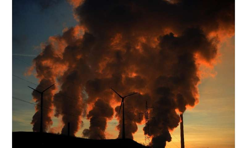 Carbon dioxide levels in Earth's atmosphere have hit record highs as man-made greehouse gas emissions continue to grow