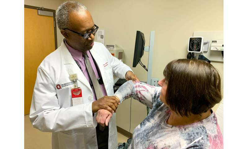 Experimental blood test accurately spots fibromyalgia