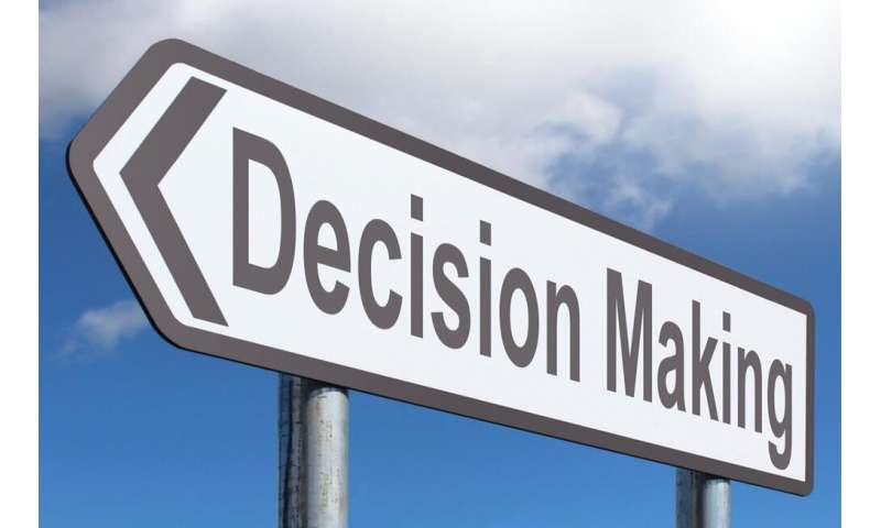 Exploring the science of decision-making