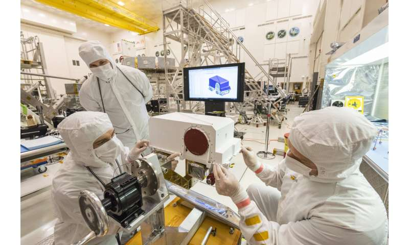 NASA's Mars 2020 gets HD eyes