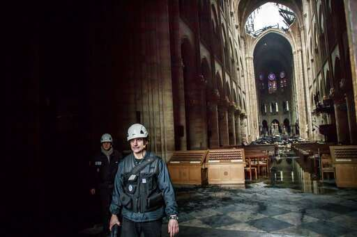 Rebuilding Notre Dame will be long, fraught and expensive