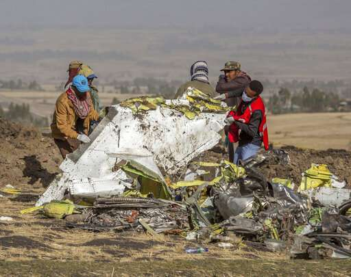 Report: Crew of doomed Ethiopia jet followed procedures