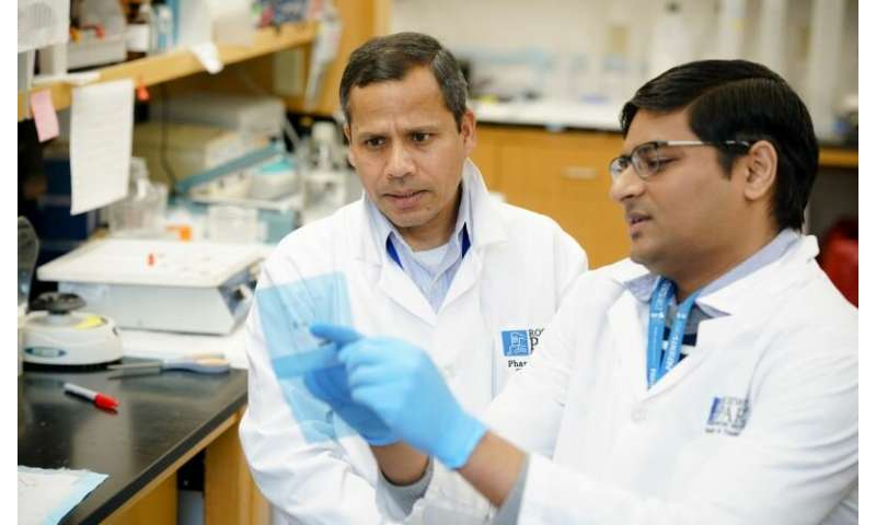 Researchers identify protein that contributes to racial disparities in prostate cancer