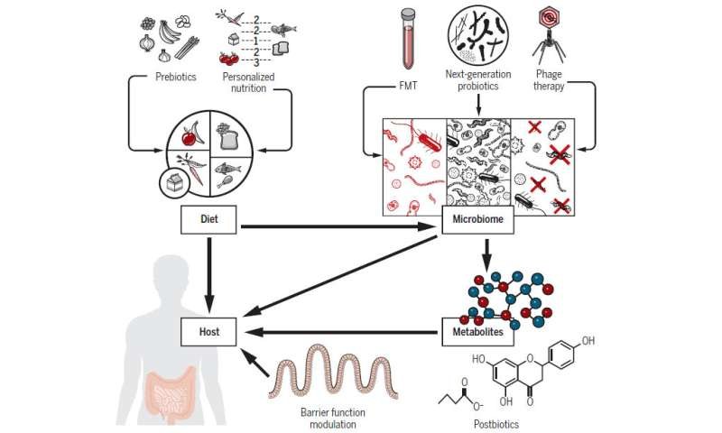An overview of microbiome research