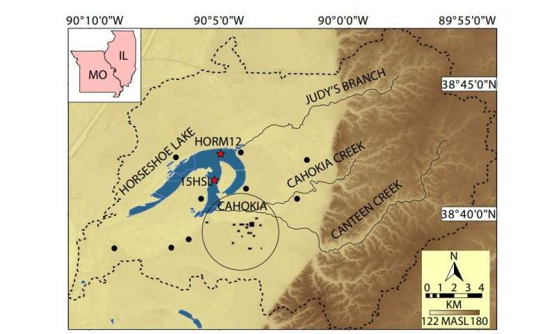 Ancient poop helps show climate change contributed to fall of Cahokia