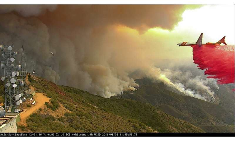 70 high-tech cameras installed in Southern California provide eyes on fire prone areas