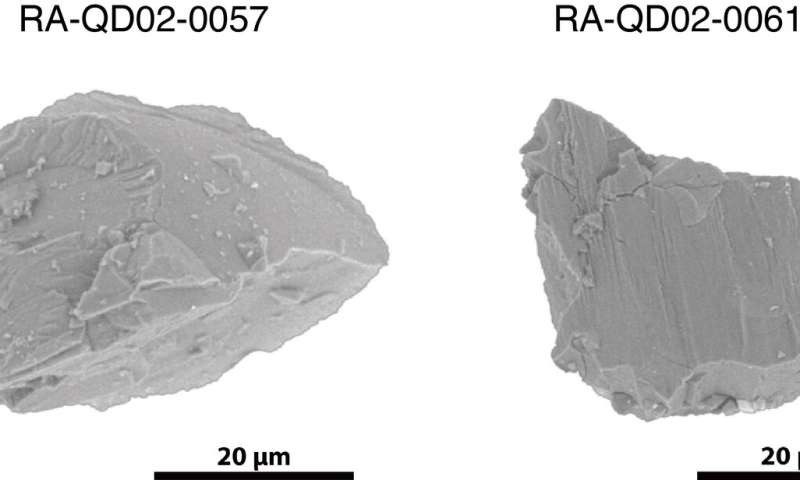 Researchers find water in samples from asteroid Itokawa