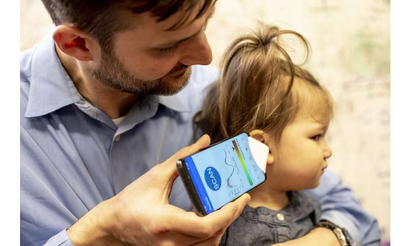 Simple Hearing Test May Predict Autism >> First Smartphone App That Can Hear Ear Infections In Children