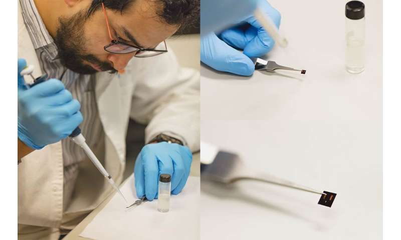 Bending the norm on nanowires