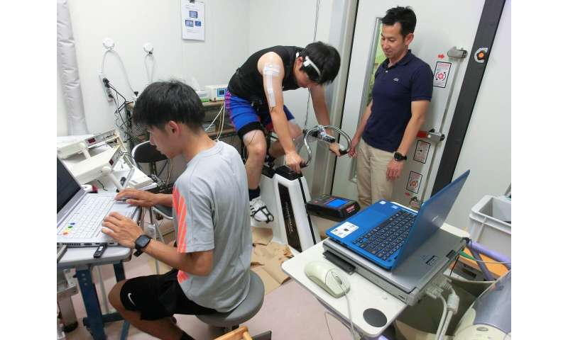Vest helps athletes keep their cool