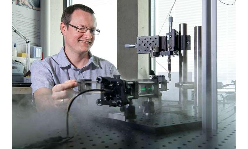 Molecular energy machine as a movie star