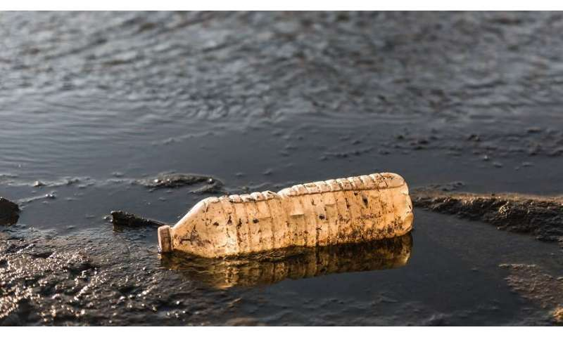 5000 tons of plastic released into the environment every year