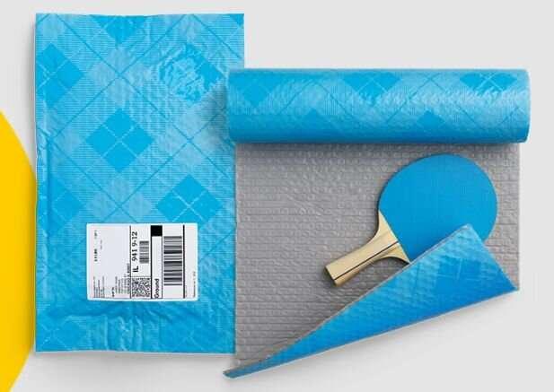 Cut, fold, send: 3M develops a way to declutter shipping