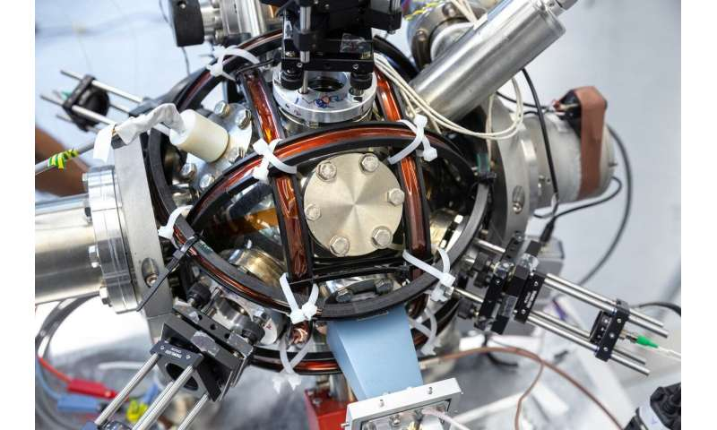 Lab-based dark energy experiment narrows search options for elusive force