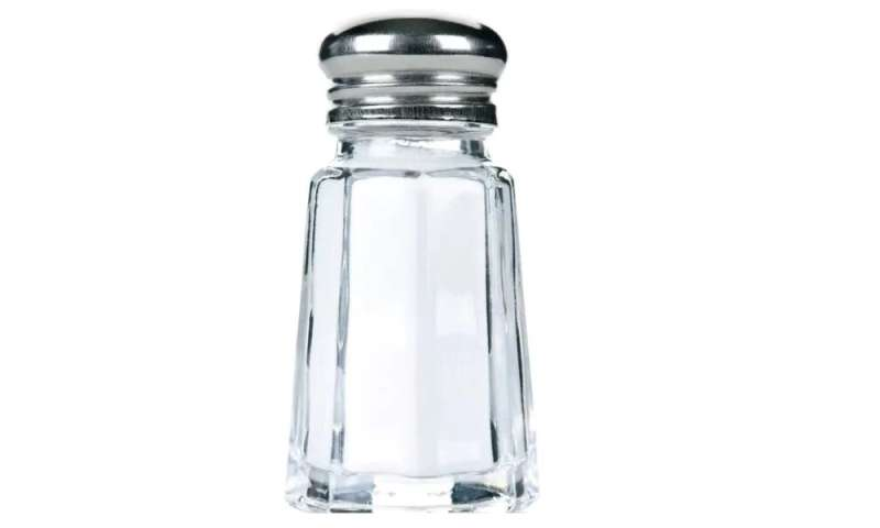 5 easy ways to cut back your salt intake