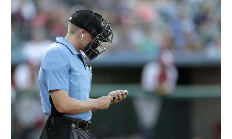 'Robot umpires' debut in independent Atlantic League