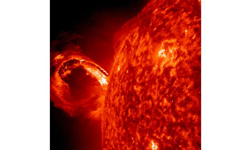Scientists predict sun's activity will be weak during next solar cycle