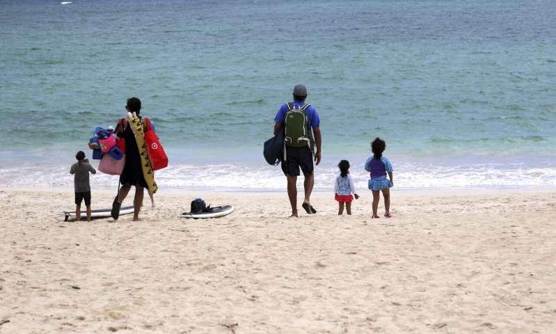 The white sands of Oahu's Kailua beach named best in America