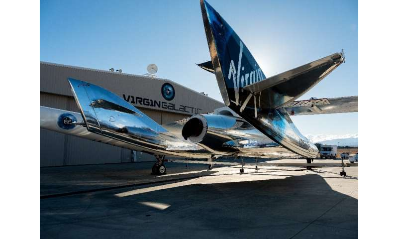Virgin Galactic will likely beat its rivals to the stock market, if not into space