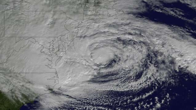 Climate change is destroying a barrier that protects the U.S. East Coast from hurricanes