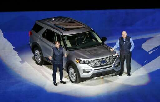Ford And Cadillac Suvs Toyota Sports Car Star At Auto Show Update