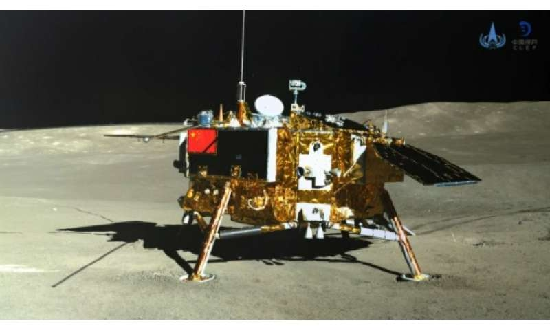 Chinese rover finds lunar nights 'colder than expected'