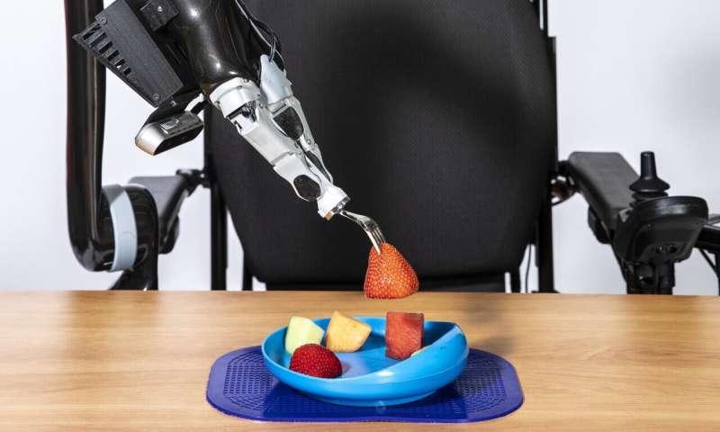 Un cadre d'acquisition des morsures pour les systèmes d'alimentation assistée par robot  Un cadre d'acquisition des morsures pour les systèmes d'alimentation assistée par robot abiteacquisi