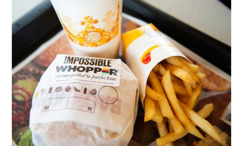 """A Burger King executive says the company hopes the Impossible Whopper will be """"big business"""" very soon"""