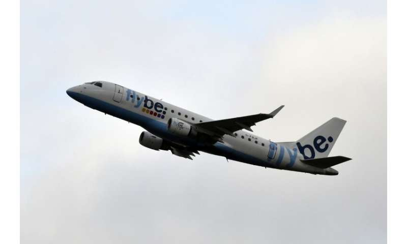 A consortium led by Britain's Virgin Atlantic will buy ailing low-cost carrier flybe