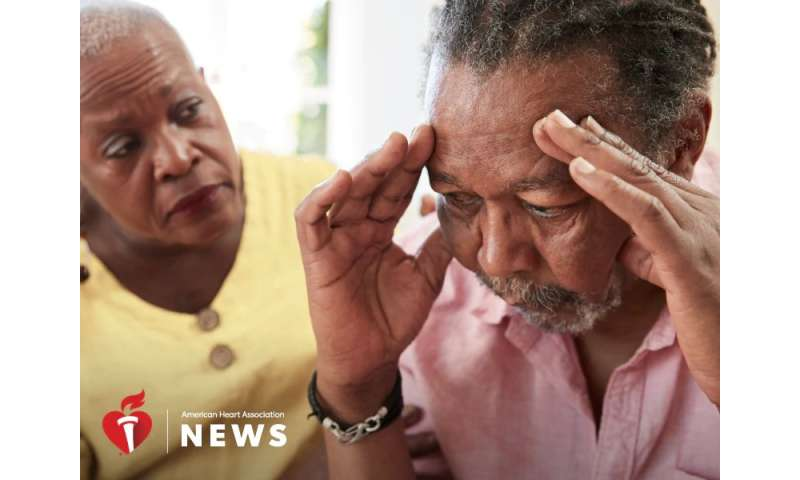AHA: blood pressure may explain higher dementia risk in blacks