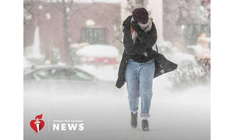 AHA: chilling studies show cold weather could raise stroke risk